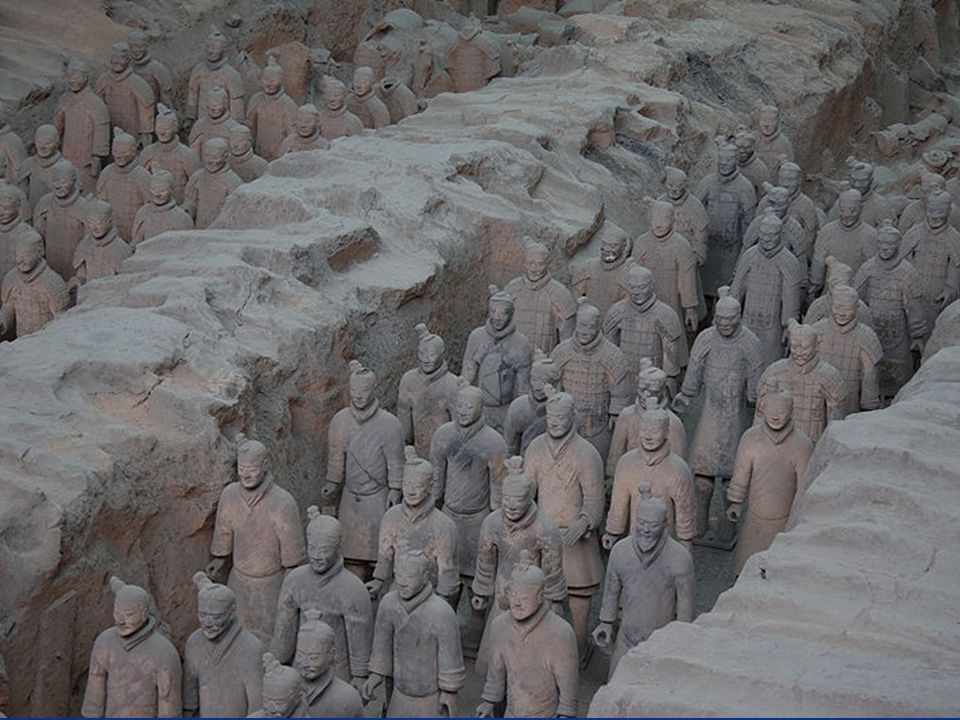  Your task Imagine you are the chief architect for the Emperor Qin Shi Huangdi.