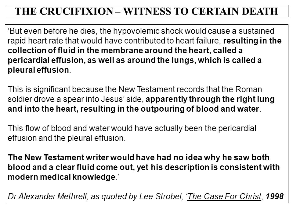 NOTABLE FEATURES OF JEWISH APOLOGETICS Jesus' death by crucifixion during Passover is acknowledged as fact ( Talmud Babylon, Sanhedrin 43a) Jesus' entombment – and the empty tomb – are acknowledged as fact ( Toledoth Jeshu) Healing in the name of Jesus is acknowledged as fact (Talmud Jerusalem, Sabbat, folio 14.4)