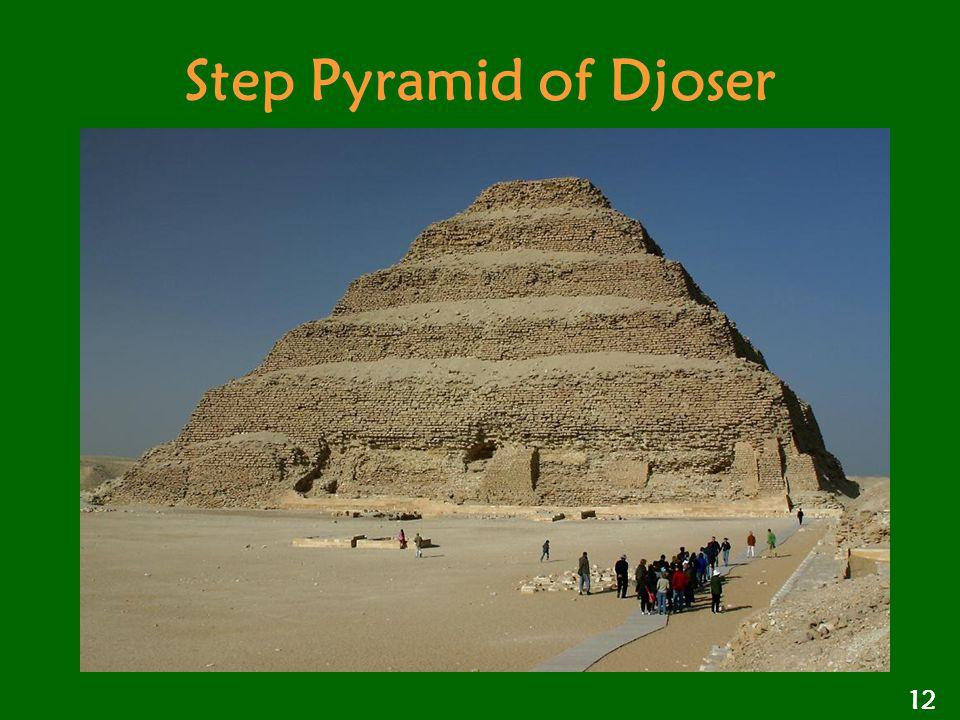 Step Pyramid of Djoser 12