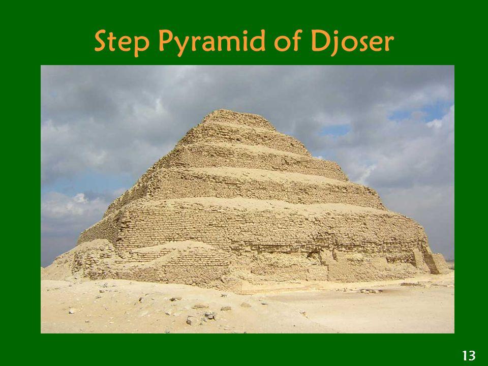 Step Pyramid of Djoser 13
