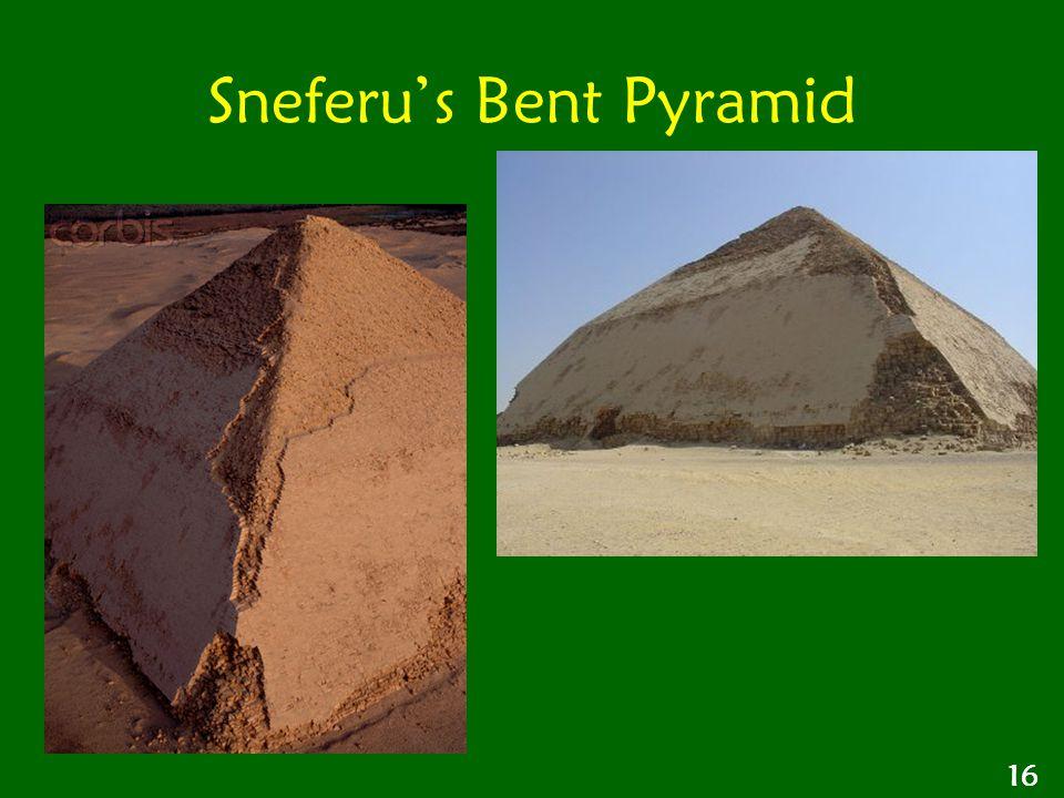 Sneferu's Bent Pyramid 16