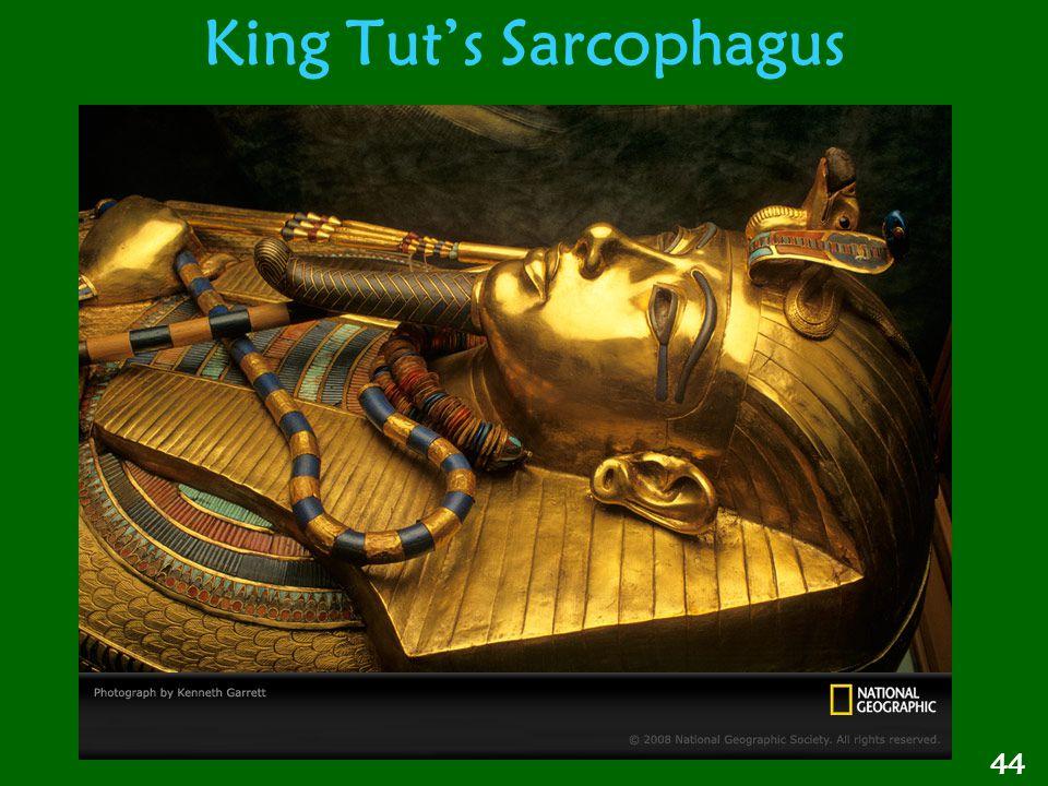 King Tut's Sarcophagus 44