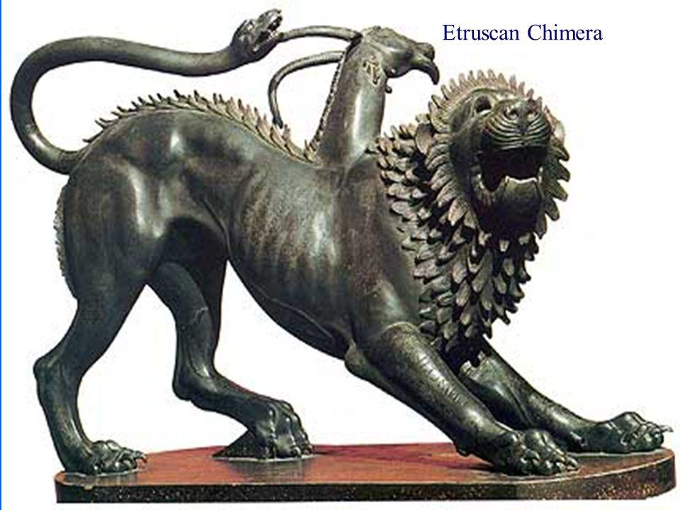 Etruscan Chimera