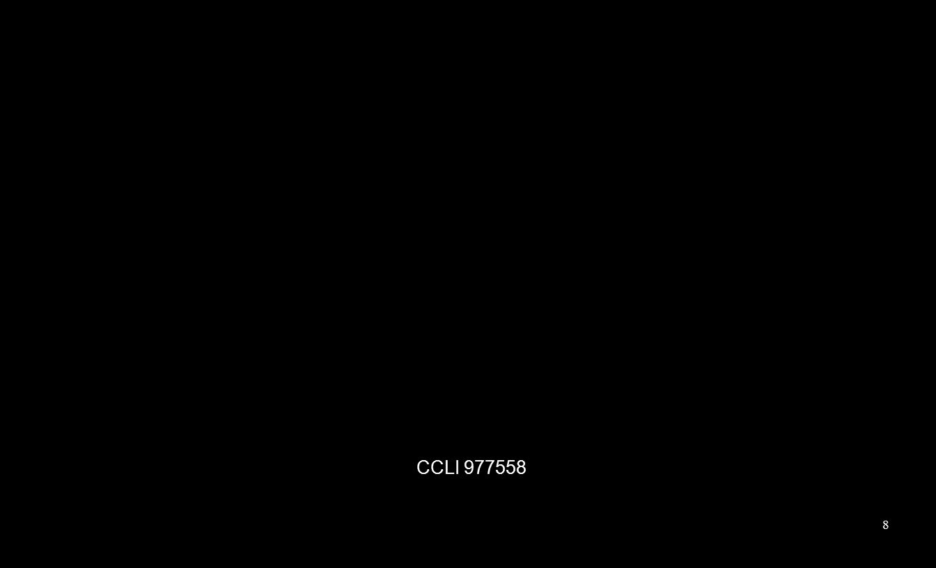 CCLI 977558 8
