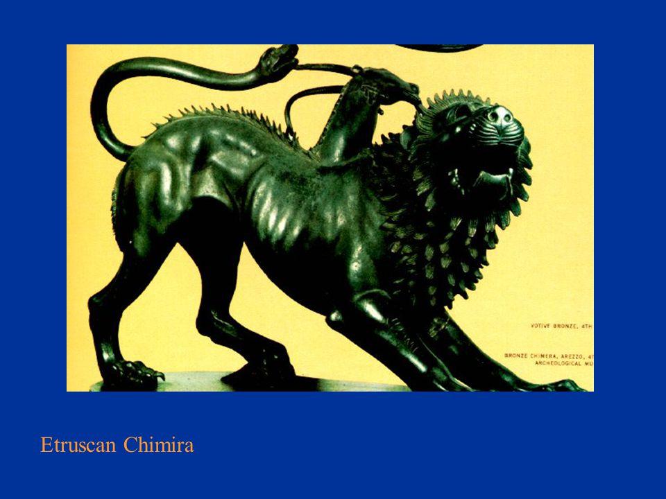 Etruscan Chimira