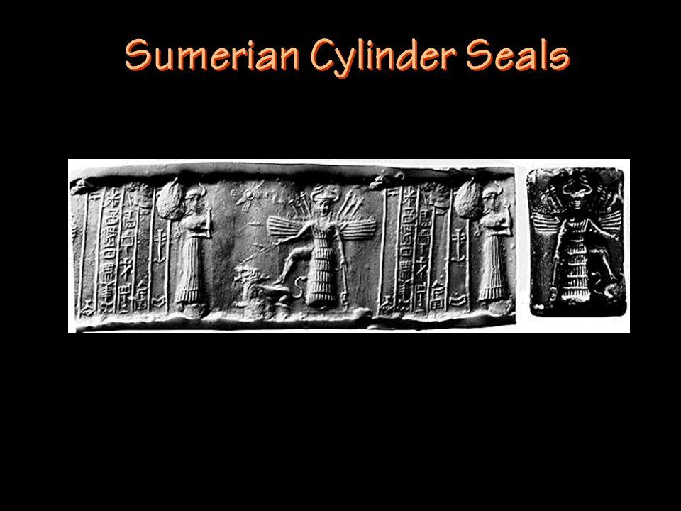 Sumerian Cylinder Seals