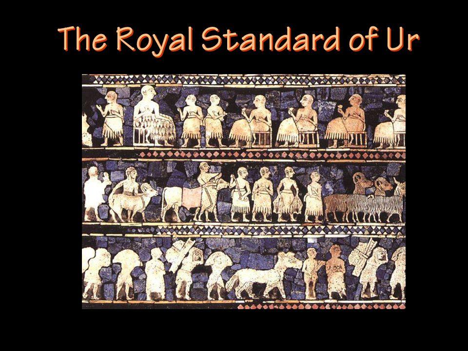 The Royal Standard of Ur
