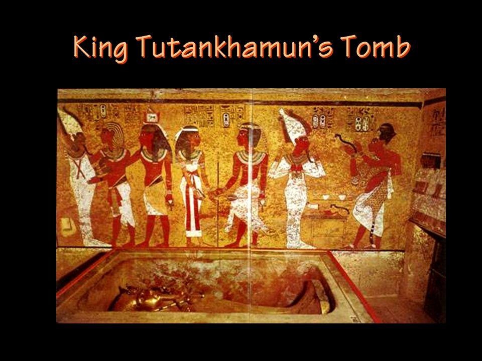 King Tutankhamun's Tomb