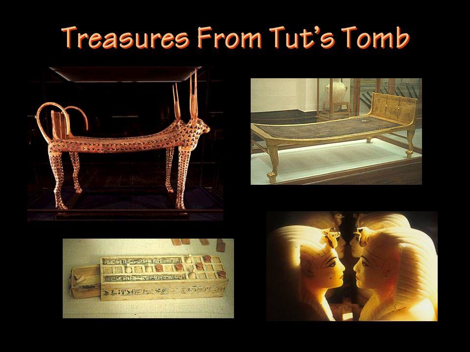 Treasures From Tut's Tomb
