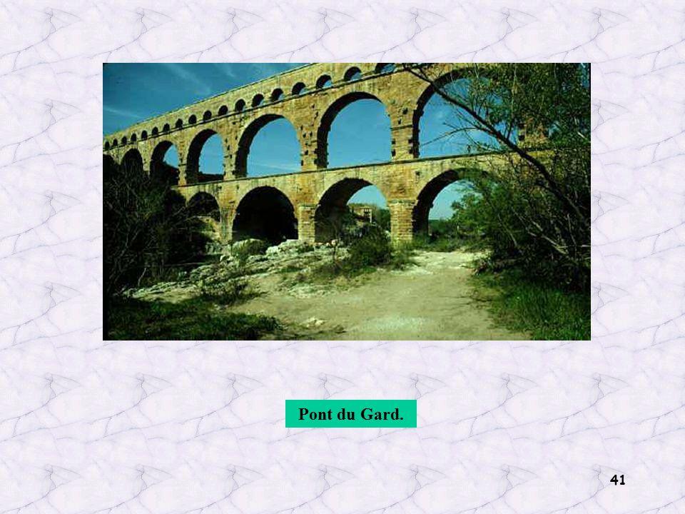 41 Pont du Gard.