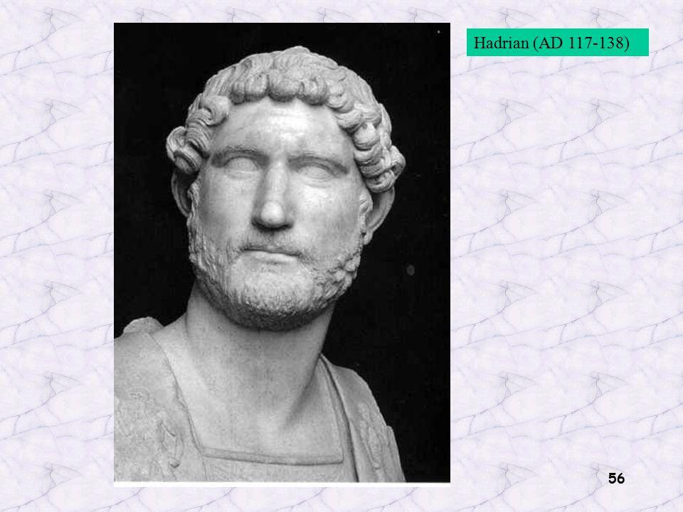 56 Hadrian (AD 117-138)
