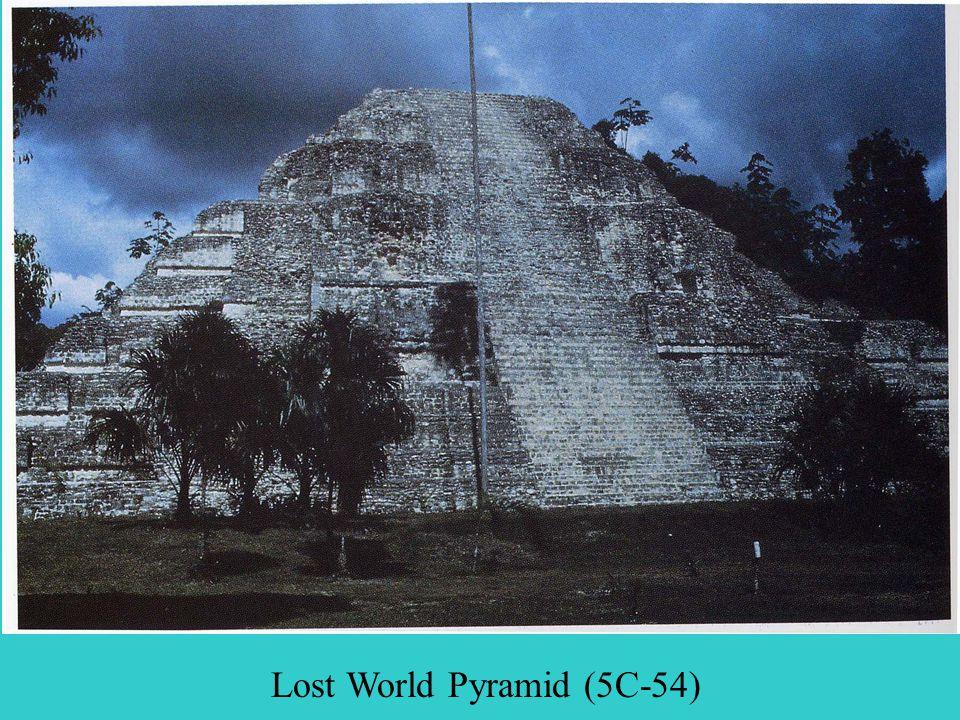 Lost World Pyramid (5C-54)