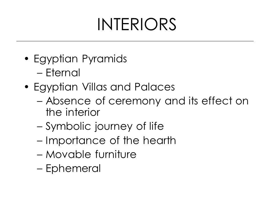 Interior of Arab World Institute