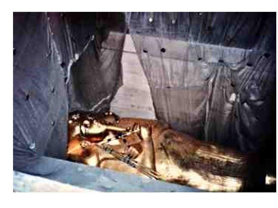The Primary Sarcophagus of King Tutankhamen