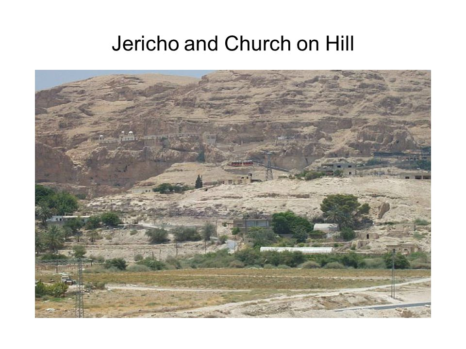 Jericho and Church on Hill