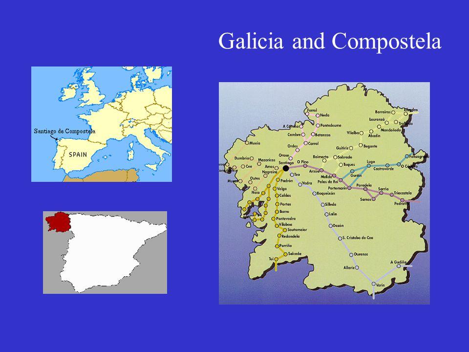 Galicia and Compostela