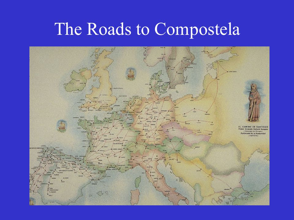 The Roads to Compostela