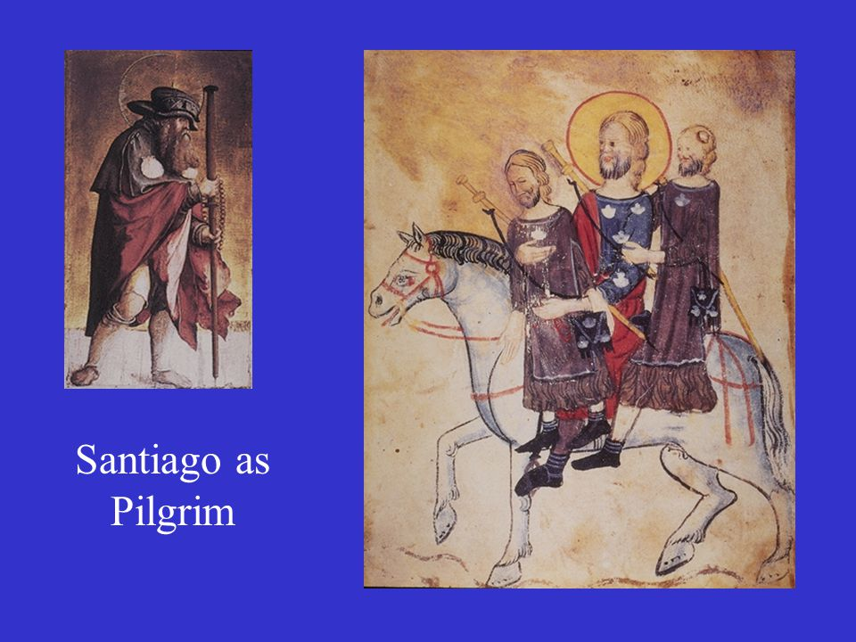 Santiago as Pilgrim