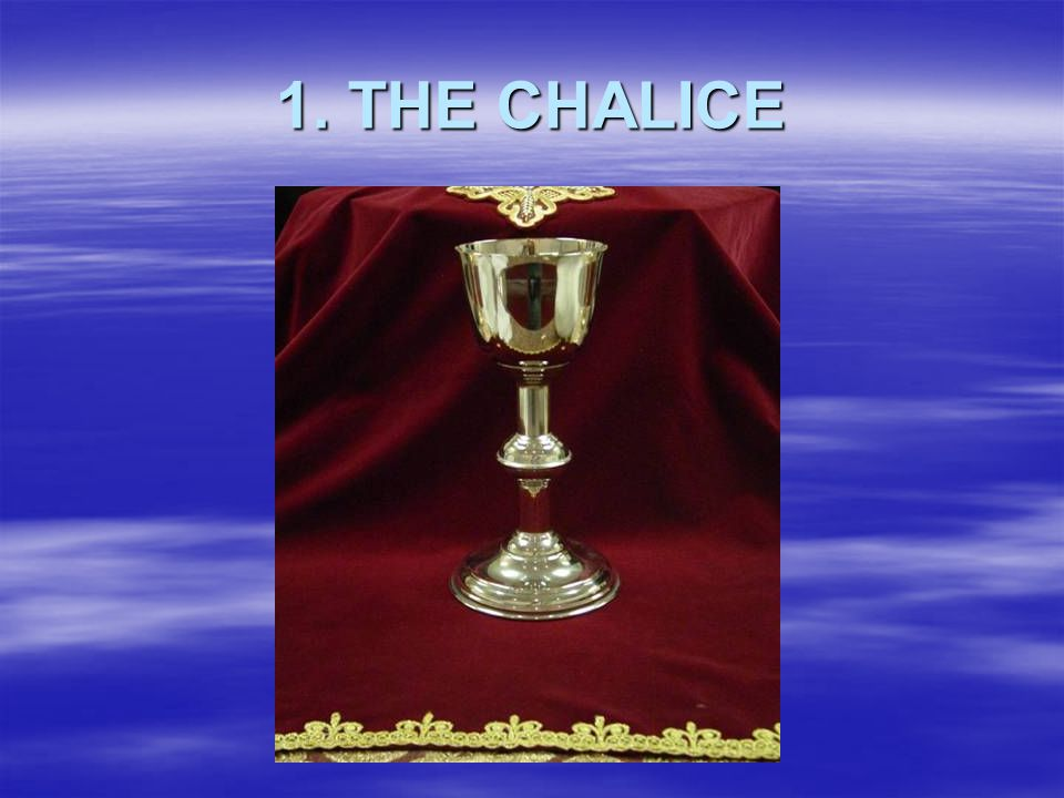  The Church of the New Testament, as Christ's Bride, offers several special vessels to be used in God's House, being aware they are God's own.