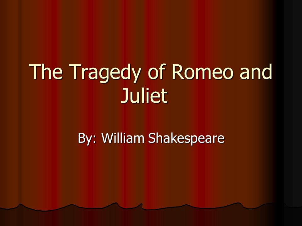 Act I Romeo is depressed Romeo is depressed He is in love with Rosaline—who has vowed to live chaste (no sex) He is in love with Rosaline—who has vowed to live chaste (no sex) Juliet's father is considering the request for Juliet's hand in Marriage from Paris Juliet's father is considering the request for Juliet's hand in Marriage from Paris