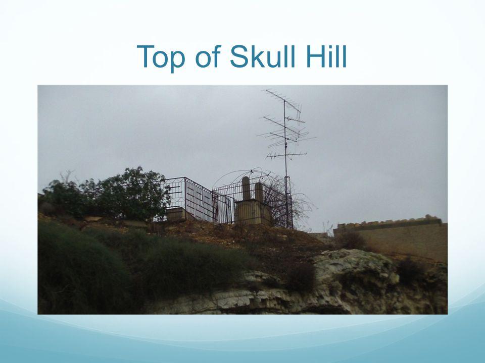Top of Skull Hill