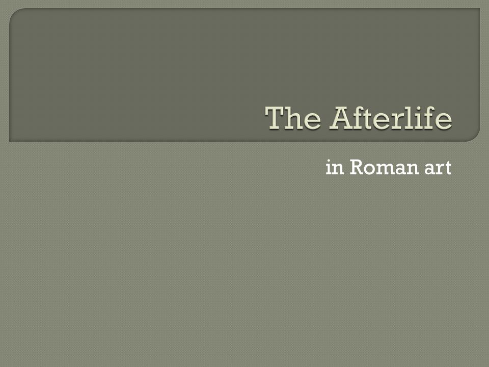 Kleiner, Fred S. A History of Roman Art. Victoria: Thomson/Wadsworth, 2007. Print.