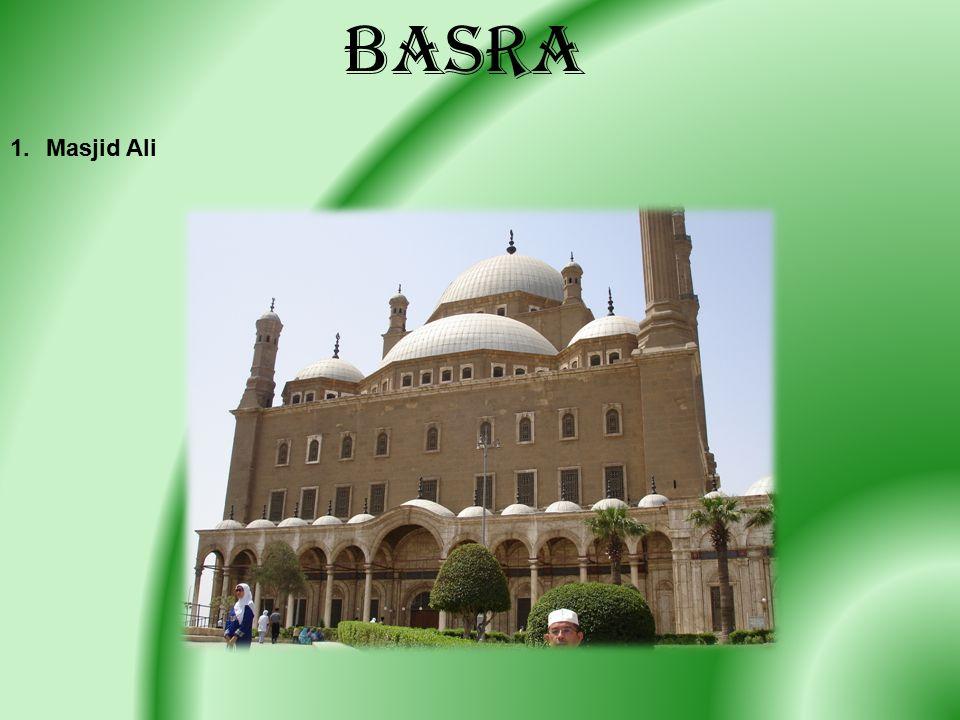 basra 1.Masjid Ali