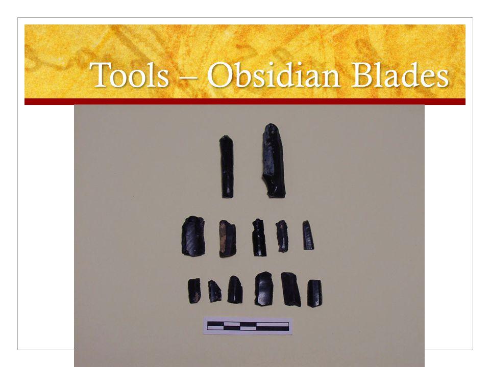 Tools – Obsidian Blades