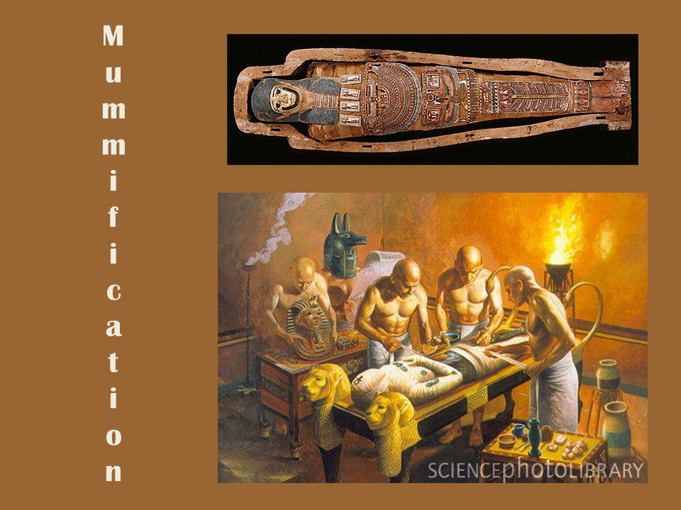 MummificationMummification