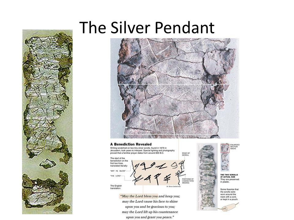 The Silver Pendant