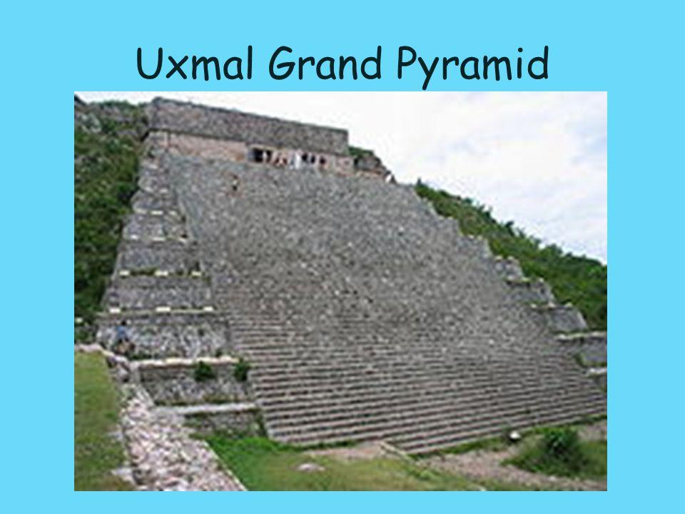 Uxmal Grand Pyramid