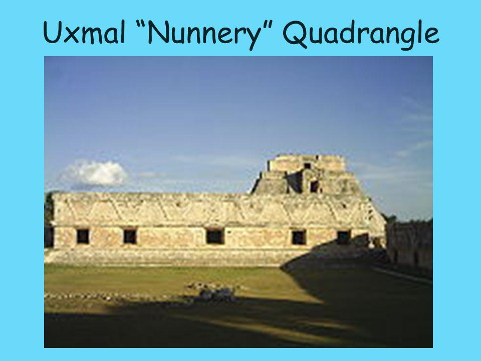 Uxmal Nunnery Quadrangle