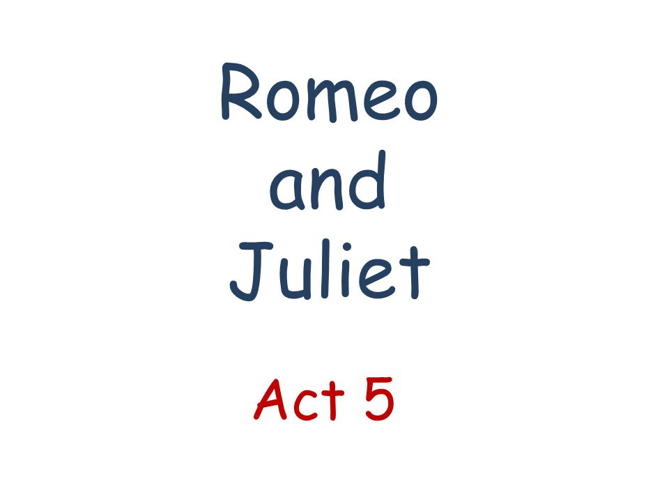 Why was John unable to get the letter to Romeo.A.