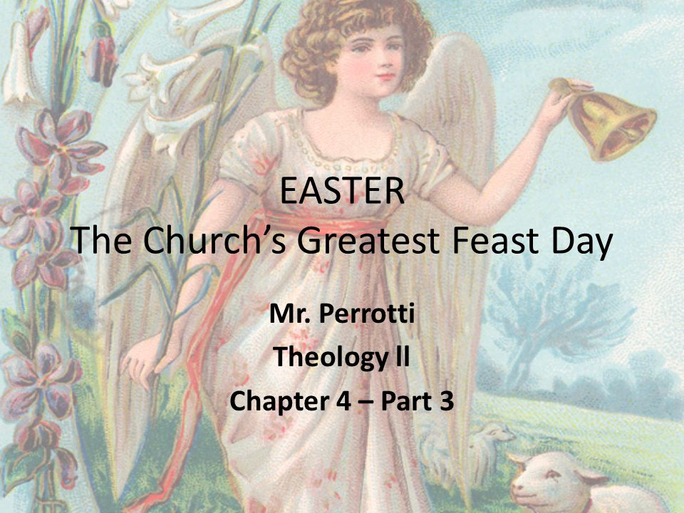 easter not always Christian Hard to believe but it does have pagan roots.