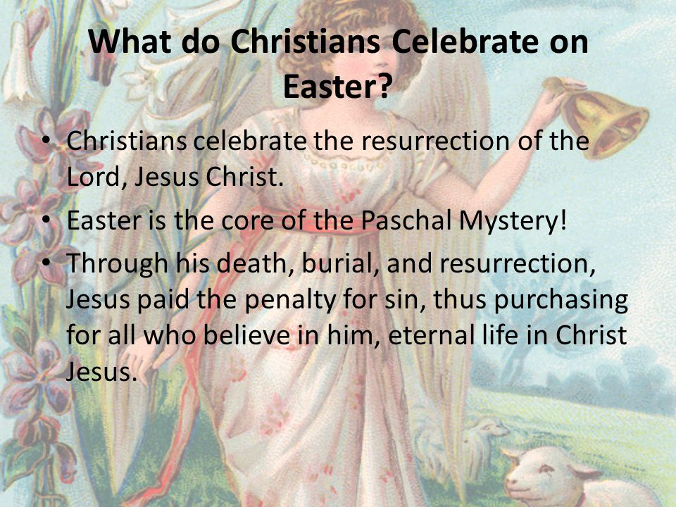 The First Easter – Jesus Has Risen.Afraid, most of the disciples hid or ran away.