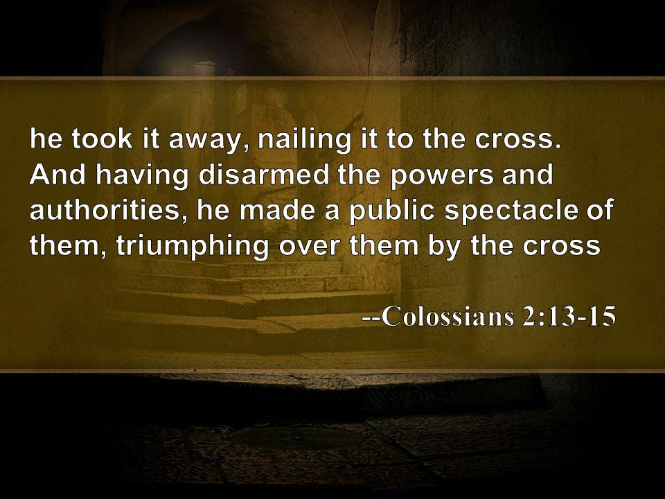 FORGIVENESS receive extend