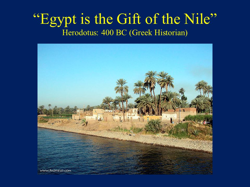 The Inundation The rich fertile soil left behind after the Nile's flood was called Silt! It was also called Kemet which means Dark Land