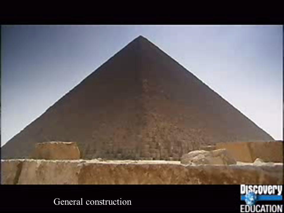 Giza plateauz; Pyramids of Khufu, Khafre, and Menkaure