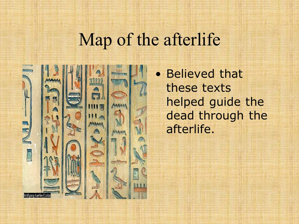Writing of the gods Pharaoh's autobiographies hieroglyphic guides of the afterworld written on tomb walls and the insides of coffins.