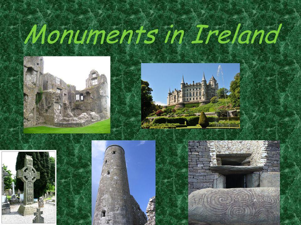 Monuments in Ireland