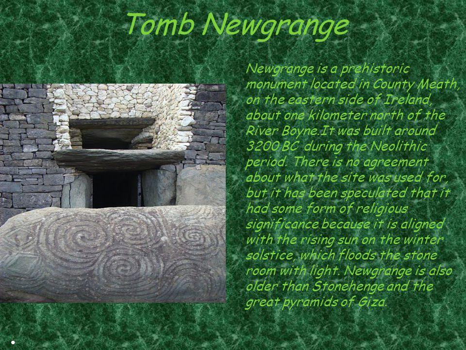 Tomb Newgrange.