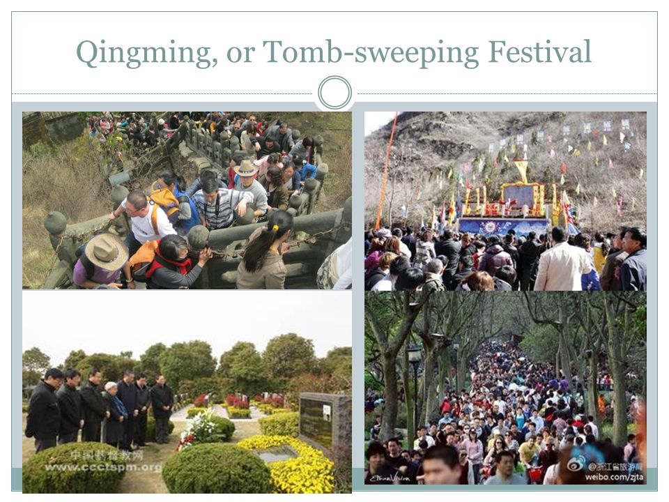 Qingming, or Tomb-sweeping Festival