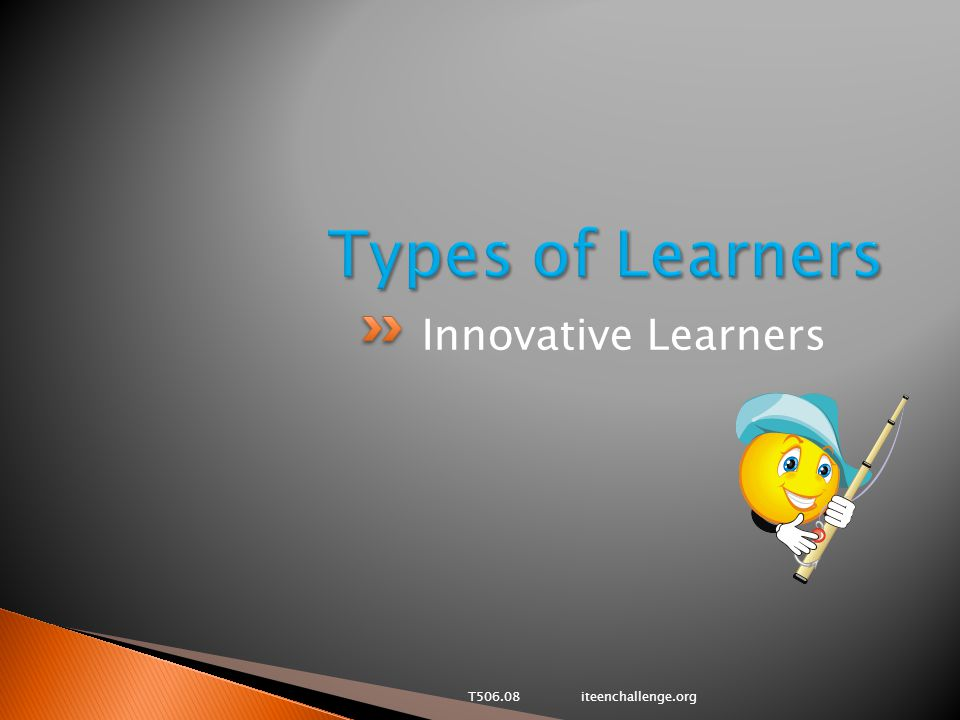Innovative Learners T506.08 iteenchallenge.org
