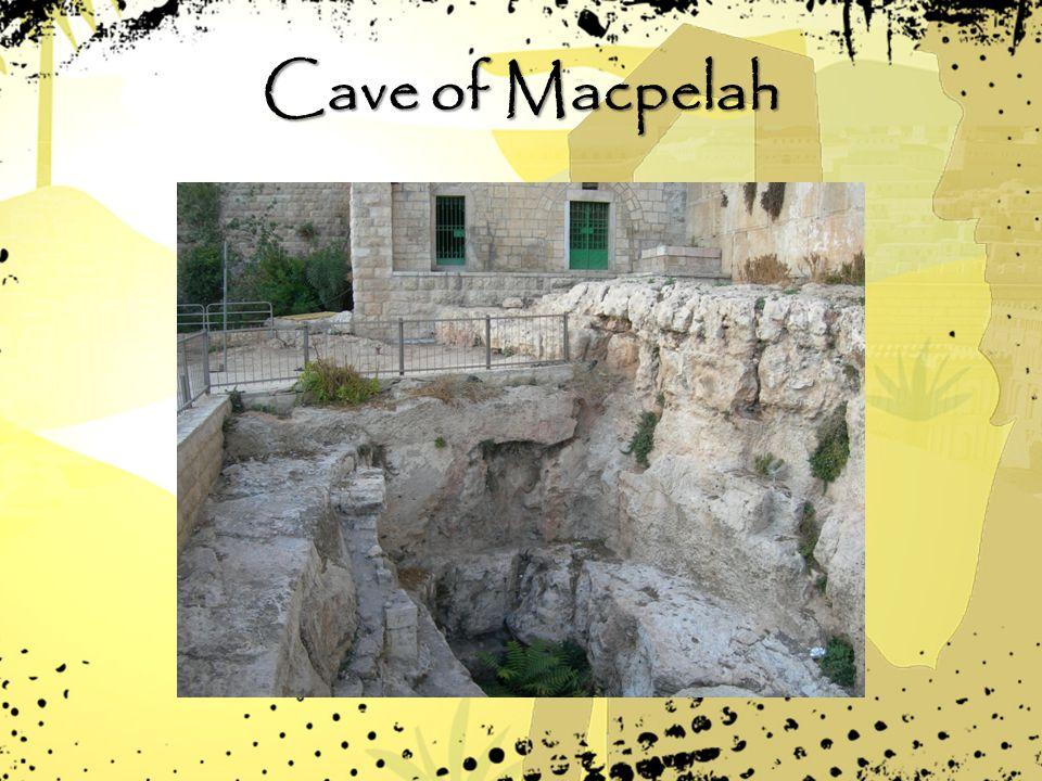 Cave of Macpelah