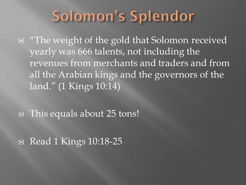  King Rehoboam (Solomon's son) flees to Jerusalem for his life.