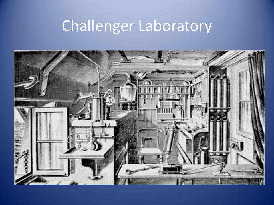 Challenger Laboratory