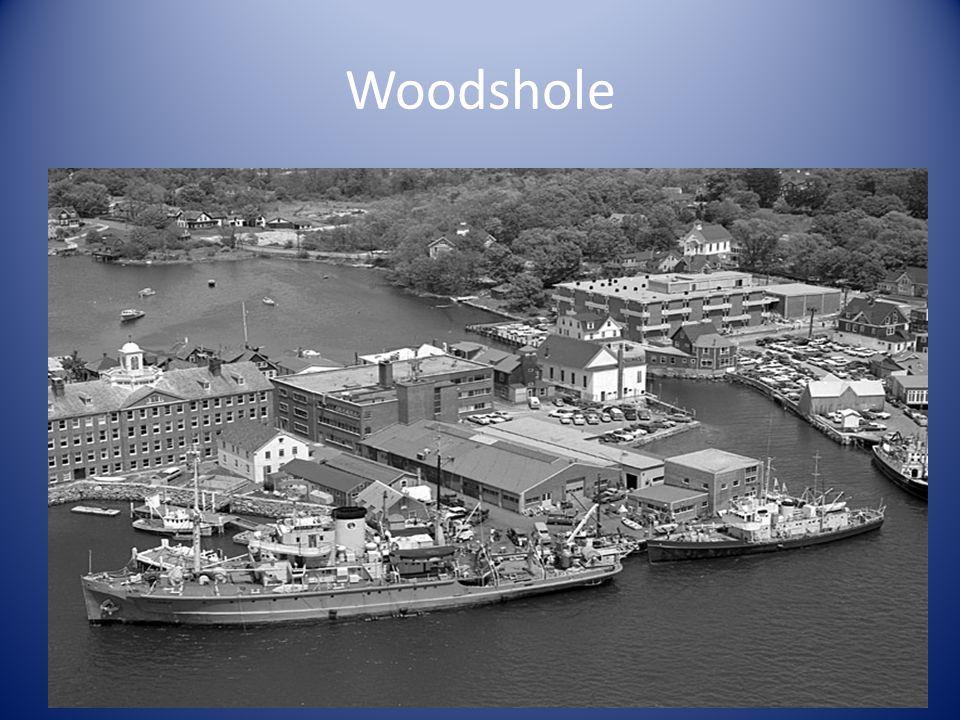 Woods Hole MA Tour