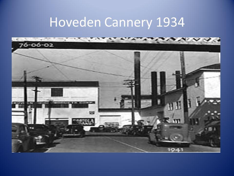 Cannery Row 1947