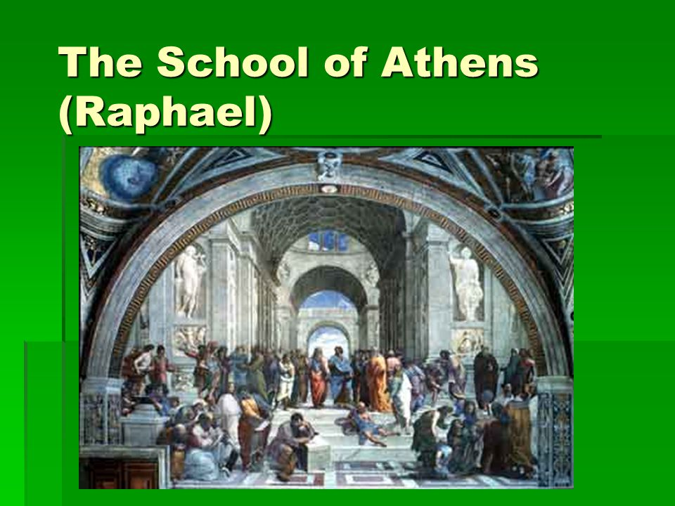 The School of Athens (Raphael)