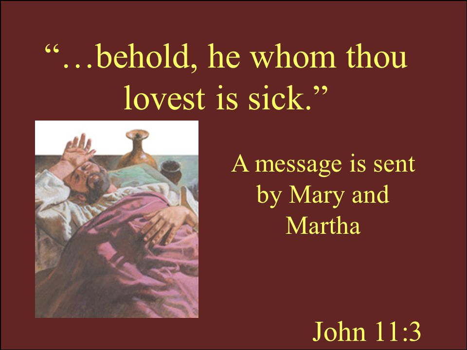 And he that was dead came forth, bound hand and foot with graveclothes… John 11:44